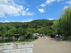 八坂神社から東山山頂、京都トレイル。