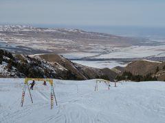 海外スキー おっさん落胆! 何しに行ったの?? キルギス・オルーサイで孤独に滑る旅