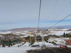 海外スキー おっさん悲嘆! 何しに行ったの?? キルギス・ジールで孤独に滑る旅