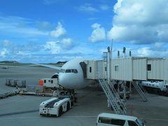 梅雨明けの沖縄へ(19)【終】JAL空旅で羽田へ、ゆいレール京急ラッピング車も