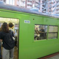2016夏の青春18切符 大阪の小阪