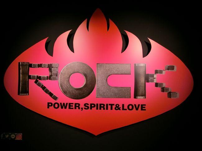 京都駅伊勢丹内にある美術館へ。<br />展示は「ROCK:POWER,SPIRIT&LOVE」。<br />