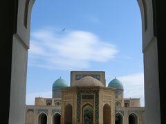 チャーター便直行便で行くウズベキスタン周遊の旅 8 ブハラ �