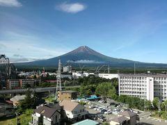 静岡~山梨、富士山周辺旅行