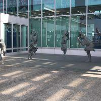 徳島市街ぶらりと感動の渦潮&美術館�