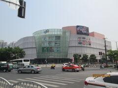 上海の宝楊宝楽匯・巨大モール・2016年5月開業