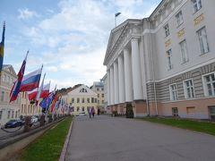 エストニアのバルヌ、タルトゥ、ナルバなどを訪問