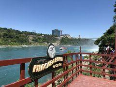ナイアガラとニューヨークの旅(2) アメリカ側の滝見学