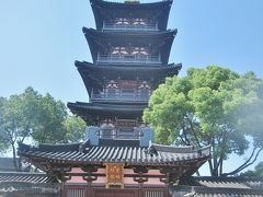 中国江蘇省 寒山寺
