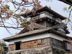 '18 現存天守二城巡りと桜を求めて(丸岡城)