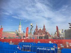 ワールドカップモスクワ