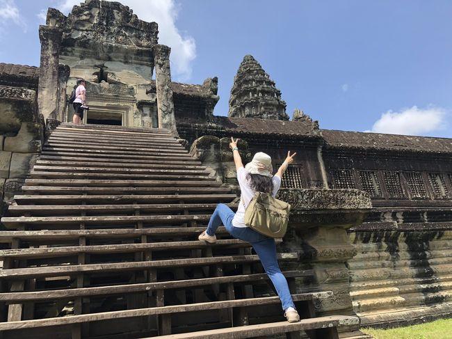 さて、病院でのシミ取りとブレズ薬局て買い物したら、閉店間際のターミナル21で晩ごはん!<br /><br />明日は いよいよカンボジアに陸路での国境越えです! なんと~置き去り事件発生! すんごいね~カンボジアは! <br /><br />バンコクに帰ったら、インド人街のヒマラヤ製品を買って、サリーも買っての満喫の旅でした! 美容の旅行記なので、ダリルの(ドアップ)を連載します! アラ還オババの(親もビックリ大アップ)を見て、子どもが夜泣きしても責任とりませんので~~<br /><br />バニラ  成田→那覇 2470円<br />ピーチ  那覇→バンコク 4970円<br /><br />ピーチ  バンコク→那覇 7960円(預け荷物プラス)<br />バニラ  那覇→成田  5960円(預け荷物プラス)<br /><br />席指定1400円(帰り便)<br />2万円なら誰でもタイに行けますな~~? 夏休み終わったら、チャレンジしてみてくださいね! 沖縄でリゾートしながら行けるのは、おいしい旅でした!<br />