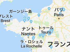 フランスでドライブ旅行2018 プロローグ