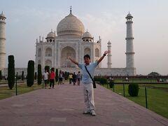 インドへの道(3回目)その1 羽田からアグラまで