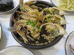 7度目の韓国旅行 釜山 発見!韓国料理はwithごはん!!②