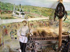 【作成中】2016年ロシア黄金の環めぐりの旅【第11日目:スズダリ2日目】(1)クレムリン再訪~2つのレンズで迫った豪奢なラジヂェストヴェンスキー聖堂内部と木像教会のある景色&府主教棟の歴史展示