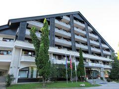 2018年6月 東欧 1日目 移動とスロベニアのブレッド湖周辺のホテルサヴィカに宿泊
