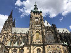 プラハを散策:観光客だらけの街[2018年7月ヨーロッパ旅行4]