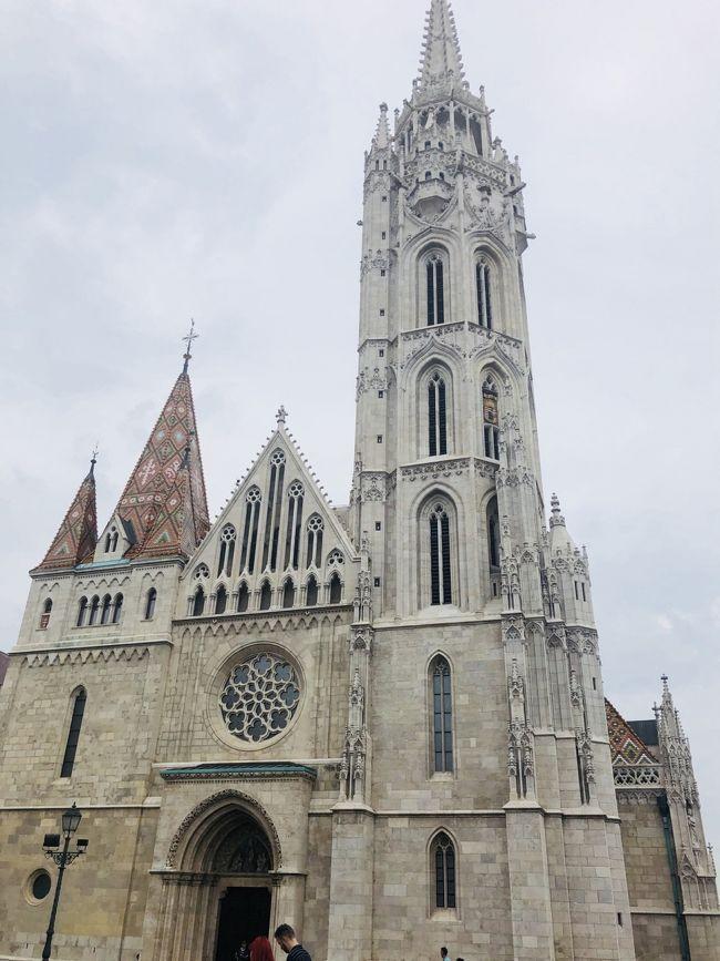 2018年7月のヨーロッパ旅行記7<br /><br />ウィーンに来たのに、またもウィーン観光をせず、ブタペストへノープラン日帰り旅を決行