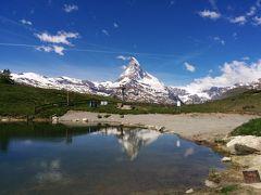 LaLaLa自由に楽しむシニア一人旅 スイス ドイツ ベニス (ツェルマット)