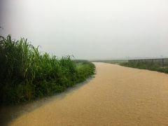 50年に一度の大豪雨の中で宮古島を楽しむ。シギラリゾート ブリーズベイマリーナ