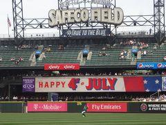 201807バンクーバー・シアトルの旅④メジャーリーグ野球観戦その2