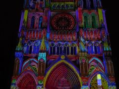 転職記念!?でヨーロッパ周遊 その19 世界遺産のアミアン大聖堂で音と光のショー