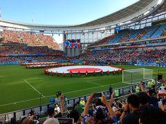 2018.6_ワールドカップロシア2018参戦~日本対セネガル@エカテリンブルク