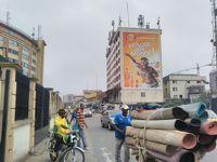 弾丸カメルーン1801 「カメルーン最大の都市から赤道ギニアを経由してアディスアベバに向かいました。」  ~ドゥアラ~