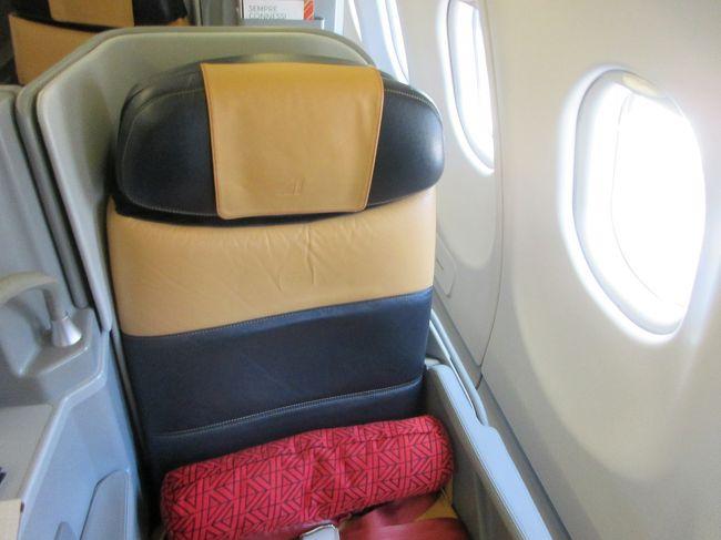 カイロで、カイロからトロントへのビジネスクラスの往復航空券が11万円という安さだったので、ポチっと購入しまいた。倒産が心配でしたが、なかなかのサービスで満足いくフライトでした。
