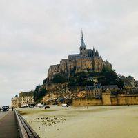 ヨーロッパ周遊の旅④モン・サン・ミッシェル