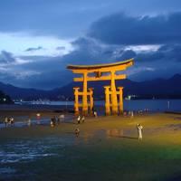 貯まったマイルで広島旅行 その� 呉〜宮島