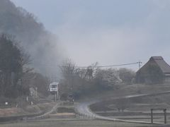河畔の宿「亀遊亭」から眺める三江線の絶景 2018(島根県粕淵)