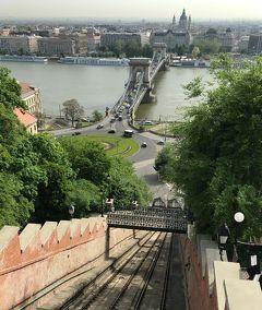 ☆春のプラハでモルダウを~♪.:* ハンガリー・スロバキア・チェコ周遊10日間☆vol.5 花のブダペスト街歩き♪王宮の丘★