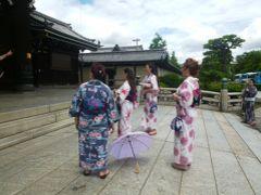 台風(7号)一過 猛暑の京都(下京区)をてくてく