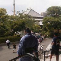 浅草で七夕祭り