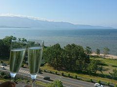 2018年6月旅 琵琶湖マリオットホテル ~温泉とラウンジを楽しむ~