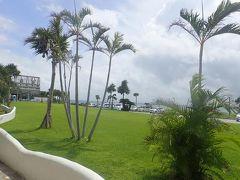 夏リゾート沖縄(6)Gala青い海でランチとギフトショップ、ルネッサンスリゾート前でダイビング