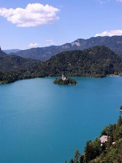 ■ スロベニアの旅(1) アルプスの瞳「 ブレッド湖 」