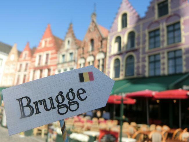 夫婦揃って旅行が趣味のmeryです。<br />2018年5月にベルギーとフランスに行ってきました。今回の旅行の目的の1つは、フォトジェニックな写真を撮ること!SNSもやっておらず、カメラも初心者なので、写真の出来はまだまだですが、どうぞあたたかい目でご覧ください。。。笑<br /><br /><br />・・・スケジュール・・・<br /><br />Day1 5月2日(水) <br /> 出発&ブルージュ観光 ※ブルージュ泊<br /><br />★Day2 5月3日(木)<br /> ブルージュ&ブリュッセル観光 ※ブリュッセル泊 <br /><br />Day3  5月4日(金)<br /> ストラスブール観光 ※ストラスブール泊<br /><br />Day4 5月5日(土)<br /> コルマール&リクヴィール観光 ※ストラスブール泊<br /><br />Day5 5月6日(日)<br /> ストラスブール&パリ観光 ※パリ泊<br /><br />Day6 5月7日(月)<br /> パリ観光 ※パリ泊<br /><br />Day7 5月8日(火)<br /> パリ観光&帰国 ※機内泊<br />