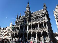 ドイツ・ベルギー旅行 6日目(個人旅行)