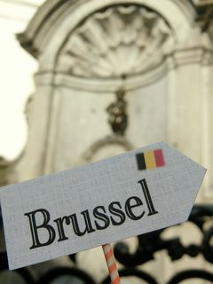 夫婦2人の気まま旅(Day2-②)ブリュッセル