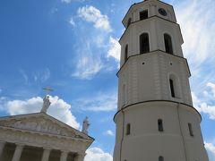 【 1 】リトアニアの首都・ヴィリニュス観光  【 バルト3国 ツアー  ・  9 日間  】