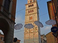 イタリア世界遺産巡り3週間ひとり旅(1)1・2日目ー準備・出発・【世】モデナー