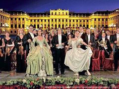 中欧の古都巡り新婚旅行その5音楽の都ウイーンを満喫シェーンブルグ宮殿コンサートは超よかった。