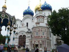 初夏のロシアへの旅 4 3日目① セルギエフ・ポサード