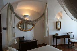 美しき南イタリア旅行♪ Vol.4(第1日)☆Agropoli:アグロポリのホテル「Resort San Francesco」ジュニアスイートルーム♪