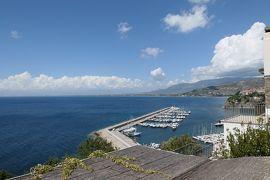 美しき南イタリア旅行♪ Vol.5(第1日)☆Agropoli:アグロポリのホテル「Resort San Francesco」ジュニアスイートルームからの絶景は素晴らしい♪