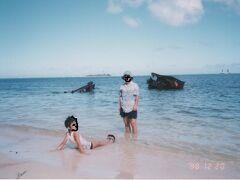 1998年のサイパン家族旅行