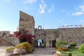 美しき南イタリア旅行♪ Vol.9(第1日)☆Agropoli:「アグロポリ城」夏の花と古城♪